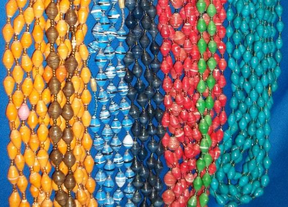 Rwandan Glory Necklace