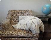 winter crochet afghan