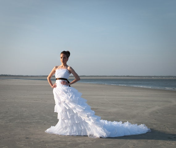 Charleston wedding dress, designer wedding dress, sample sale, custom made wedding dress