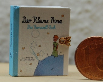 1/12 Miniature Pop-Up book Der kleine Prinz