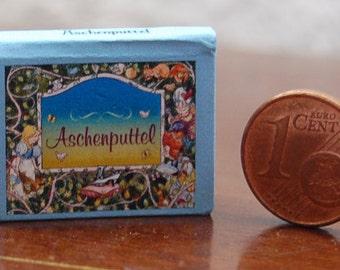 1/12 Miniature Fairy Pop-Up book Cinderella
