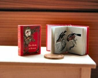 Birds of Britain Miniature book 1:12