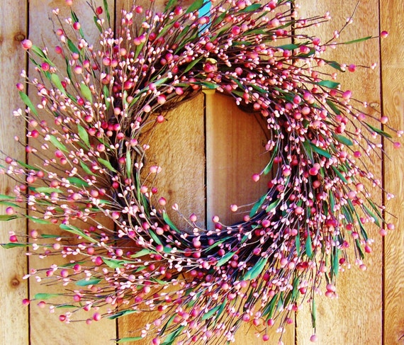 door wreath spring u0026 windvale silk spring door wreath 22 in