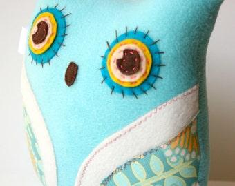 Sweet Blue - Owl Plush Toy