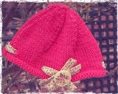 Bertille - Hat size 3-6 months
