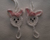 Crochet Pattern Bunny Barefoot Sandals