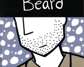 Winter Beard Graphic Novel Xeric Grant