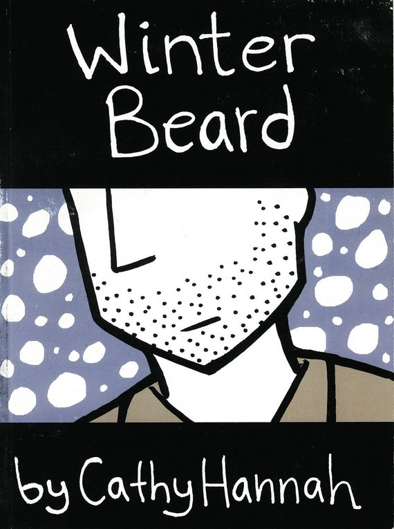 Winter Beard Graphic Novel Xeric Grant