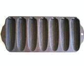 Vintage Griswold Cast Iron Cornbread Pan