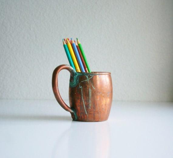 Vintage Copper Cup