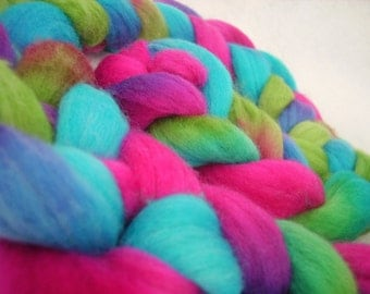 Jewels merino roving/tops