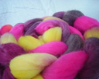 Delight merino roving/tops