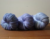 worsted -- periwinkle