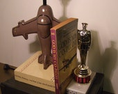 Altered Ammunition Box with Airplane lamp Military Man God Bless America and God is My Co-Pilot Book 1943