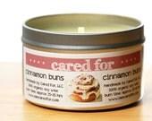 Cinnamon Buns - 8 oz Soy Candle