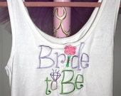 Bride-to-Be shirt