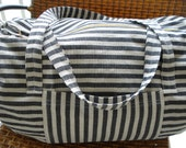 Weekender, gym bag, beach bag, tote bag, over night bag, travel light