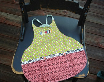 Play Apron for Your Little Girl