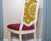 Jazzy Modern Chic Vintage Chair