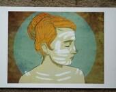 Untitled Original 11x17 Digital Art Print