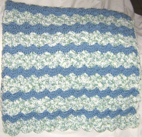 soft baby blanket or lap robe
