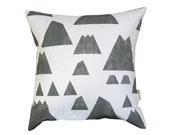sparkle hunt : cushion cover