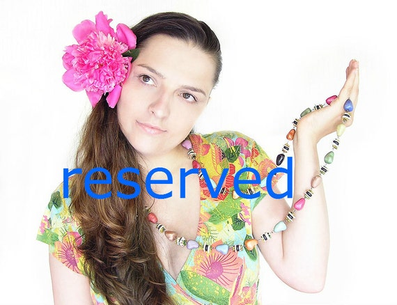 Reserved for Bonnie Burns
