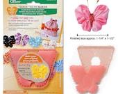 Quick Yo-yo Maker Butterfly Shaped (small) - Clover 8710