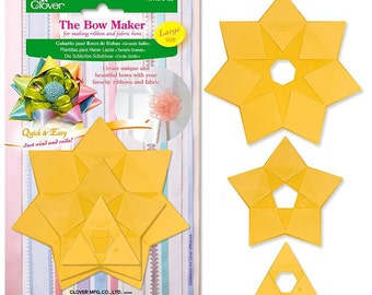 The Bow Maker - Large - Clover 8452