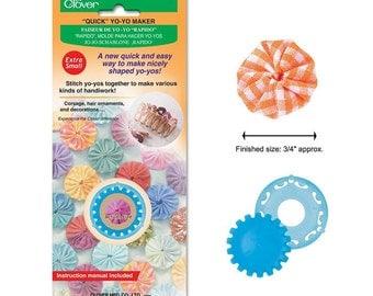 Quick Yo-yo Maker (extra small) - Clover 8702