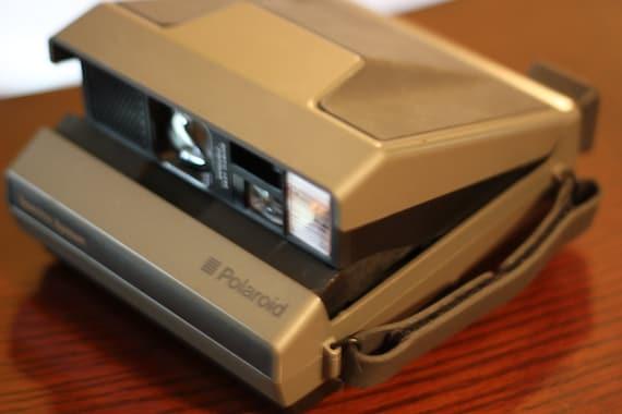 FULLY TESTED Vintage Spectra System Polaroid Camera