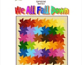 WE All FALL DOWN - Quilt-Addicts Patchwork Quilt Pattern
