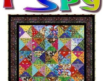 I SPY - Quilt-Addicts Patchwork Quilt Pattern