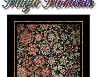 MAGIC MOMENTS - Quilt-Addicts Patchwork Quilt Pattern