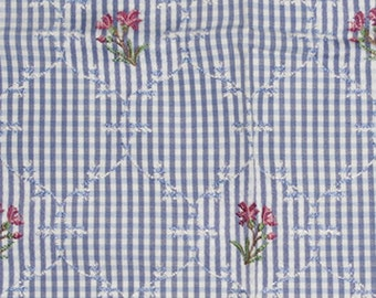 Designer Fabric - Discontinued Upholstery Fabric - Duralee Sample - Novelty Design - 62% Rayon, 38 Polyester