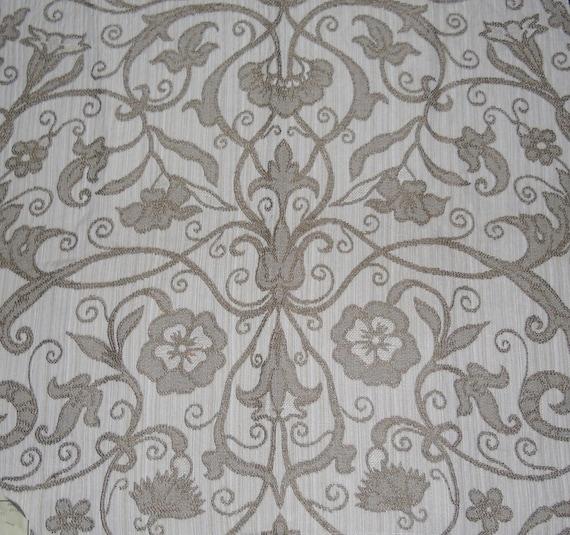 Designer Fabric Upholstery Sample Highland Court Woven Novelty