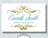 Premade Photography Logo and Watermark...Pre made logo design...Premade Logo...Boutique Logo