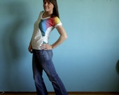 SUPER SALE, Rainbow Tee size 2