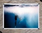 Underwater World, Photographic Print 11 x 14 in