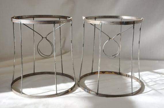drum lamp shade Wire Metal Frame