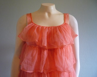 Vintage cupcake nightgown