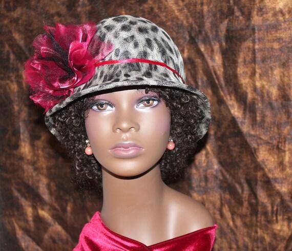 Princess Sonia Elegant Cloche Hat