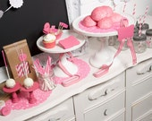 Bright Pink Party Styling Kit