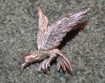 Vintage Eagle Brooch by Mode Art