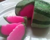 Watermelon Bubble Bath Bar