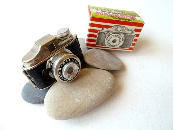 Mini camera. Supplies. Collectibles. Toys .camera. photography. gadget. miniatures .