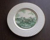 Vintage Currier and Ives Lenox Plate First Edition