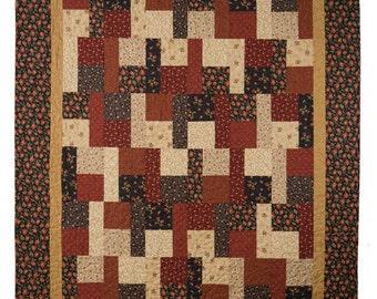 Hopscotch Garden Quilt Pattern