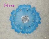 Diamond Daisy Flower - Blue