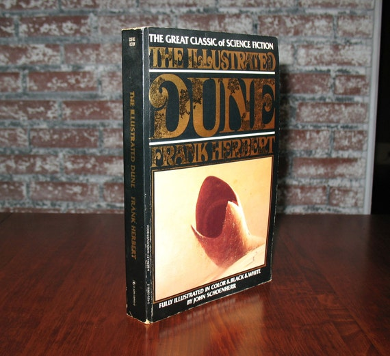Frank Herbert's The Illustrated Dune 1st Trade PB 1978